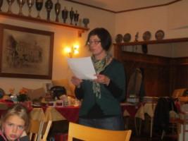 Weihnachtsgeschichten mit Simone Naumann